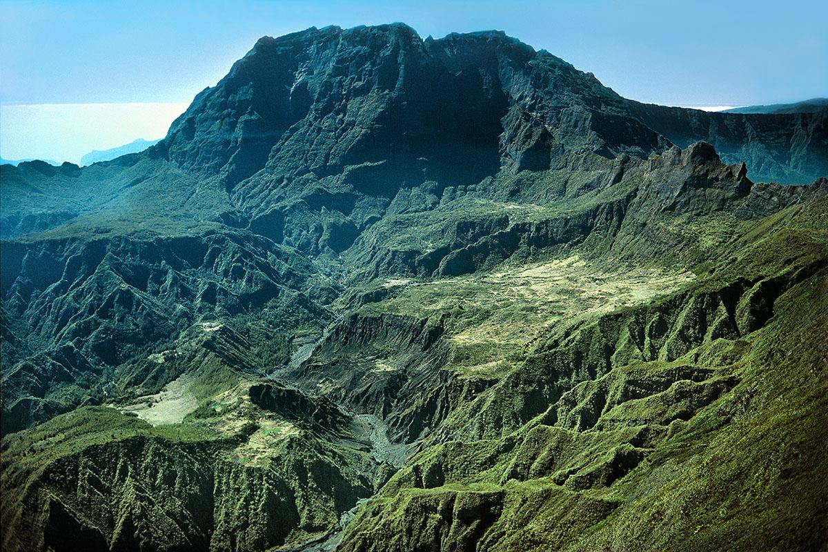 Le massif du Piton des Neiges