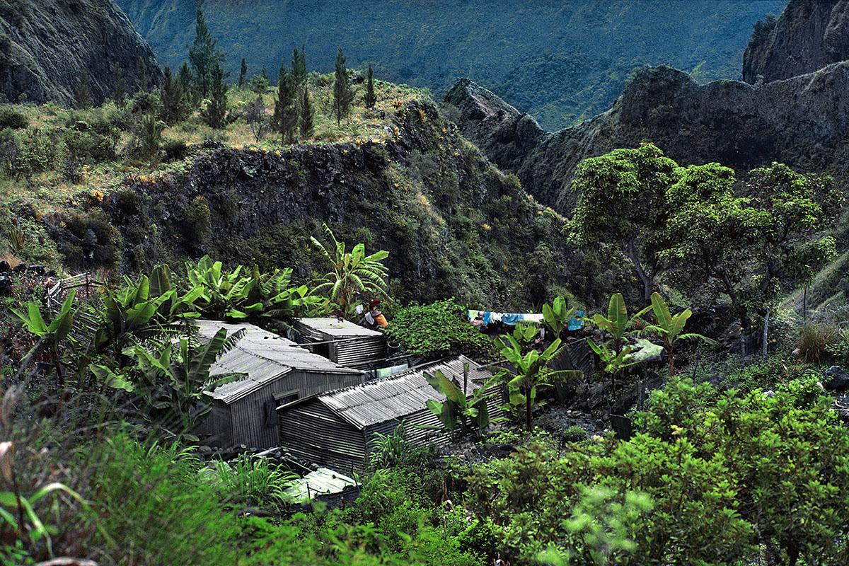 Habitation isolée d'Ilet aux Orangers
