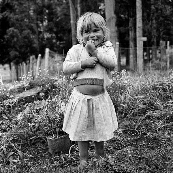 La fillette au ventre nu-1983
