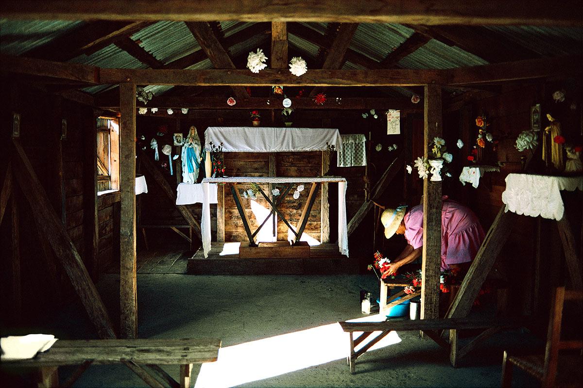 La chapelle de Roche Plate – Roche Plate
