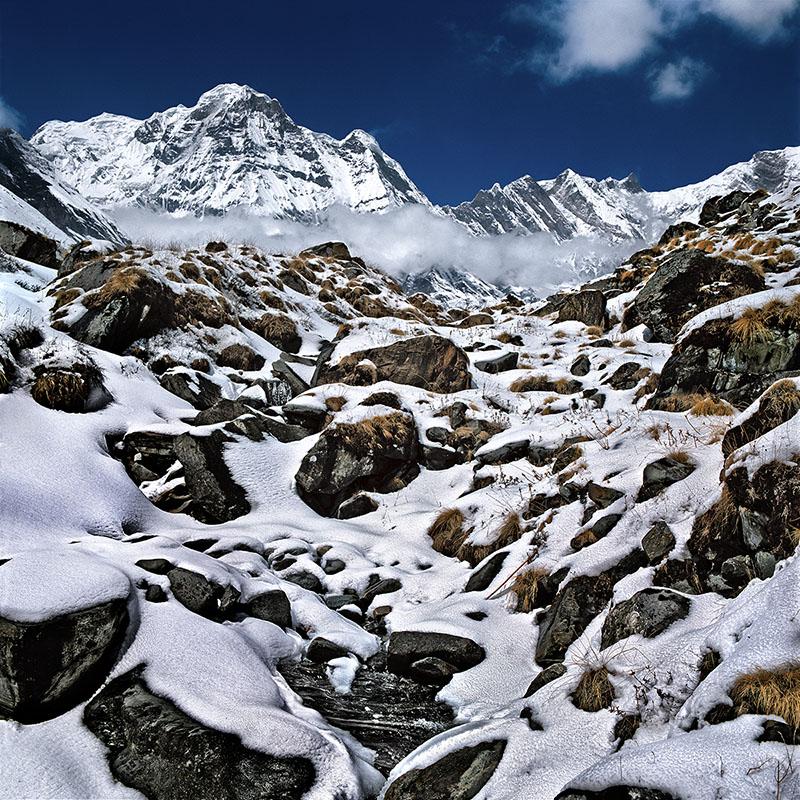 Montée vers l'Annapurna Base Camp (A.B.C.) - Népal