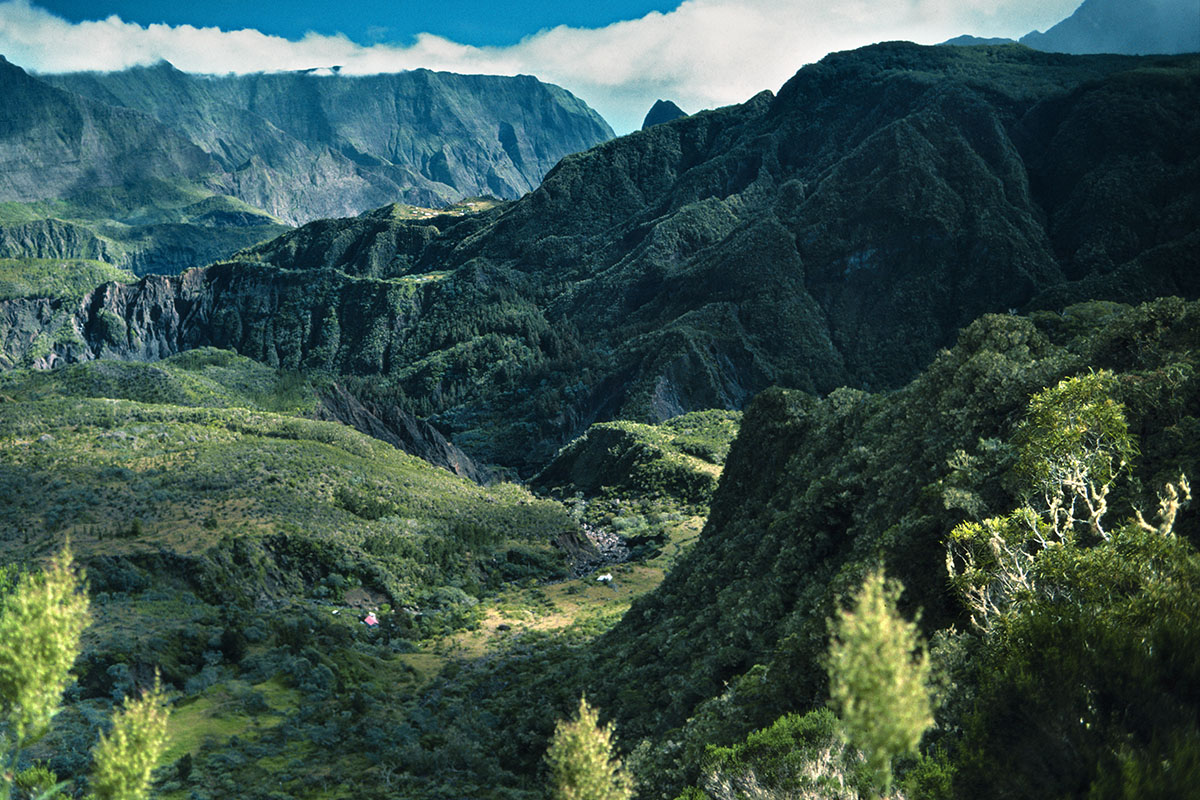 La montée vers le plateau (1) - Kelval