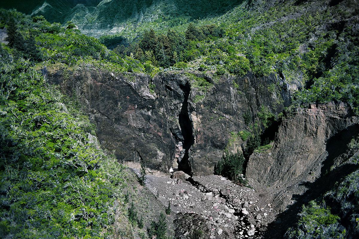 Sur le sentier de Trois Roches (2)