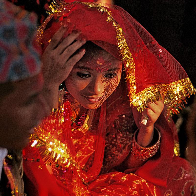 Cérémonie de mariage - Téraï (Népal)