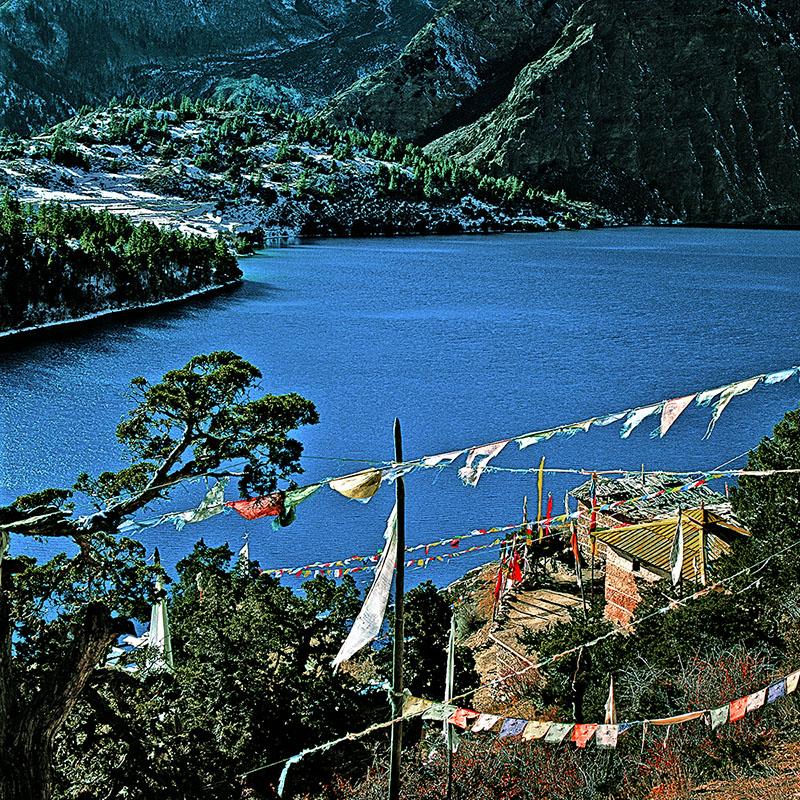Lac Phoksumdo - Dolpo (Népal)