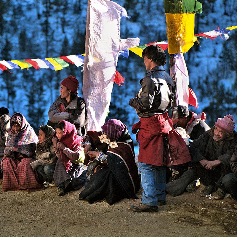 Mela à Ring Mo - Phoksumdo, Dolpo (Népal)