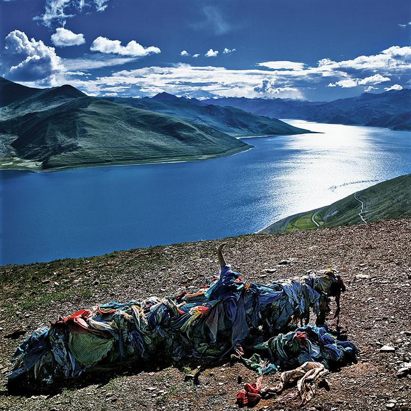 Lac Yamdrok – Tibet