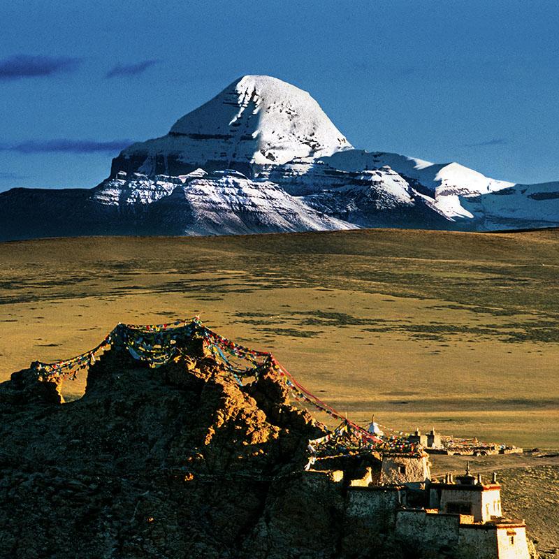 Le mont Kailash – Tibet