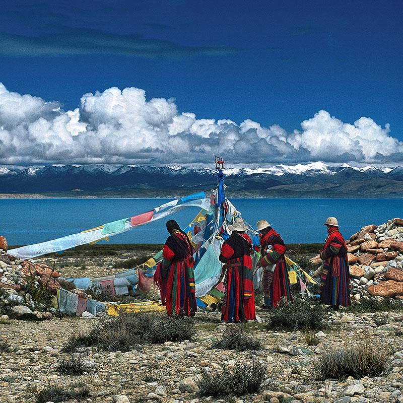 Kora autour du Manasarovar – Tibet
